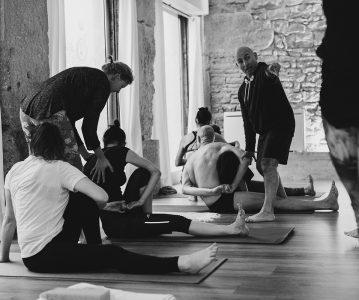 Formation d'enseignants en Ashtanga Yoga