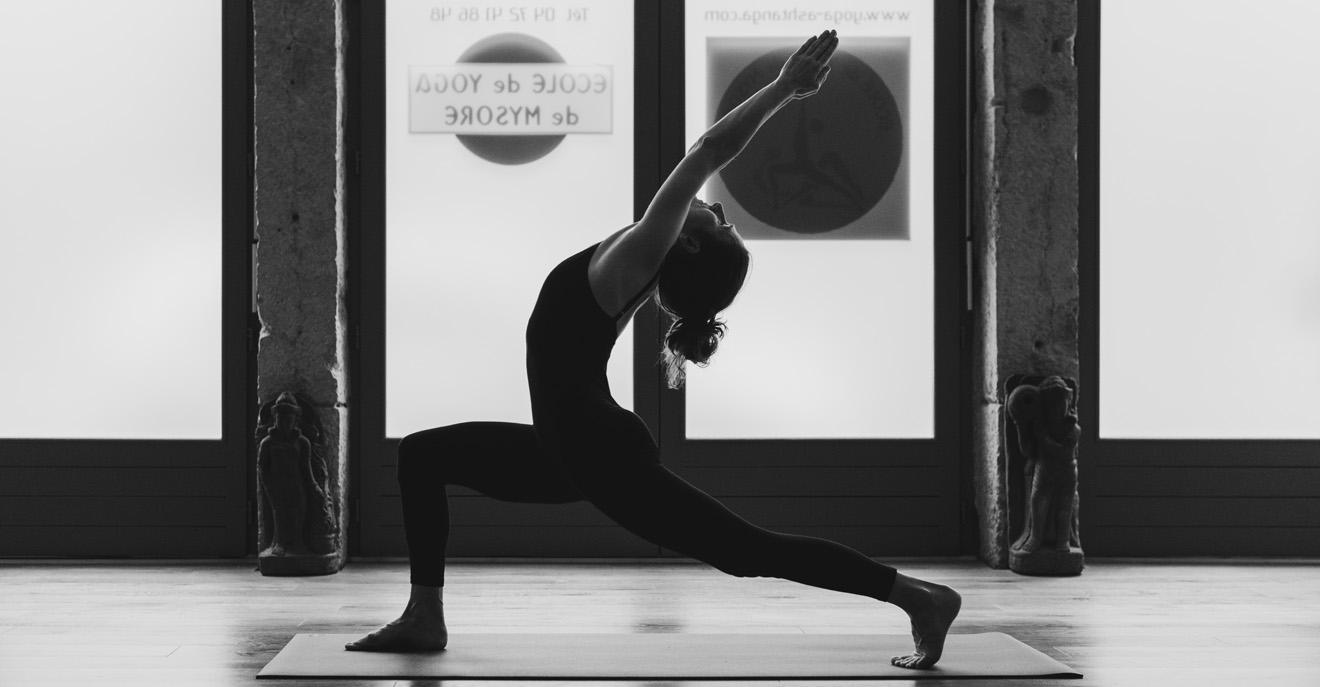 école de yoga de mysore